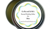 Sacred Healing Salve for Skin