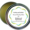 Sacred Healing Salve for Enlightened Equanimity