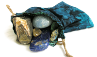Crystal Teraphim Pouches